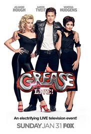 Grease Live! (2016) cover