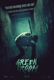 Green Room (2015) cover