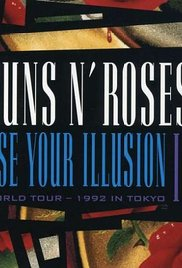 Guns N' Roses: Use Your Illusion II (1992) cover