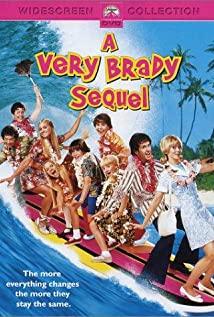A Very Brady Sequel 1996 poster