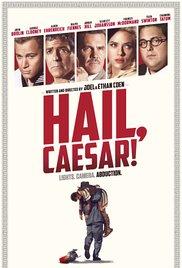 Hail, Caesar! (2016) cover