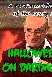 Halloween on Dartmoor 2014 poster
