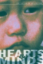 Hearts and Minds 1974 poster