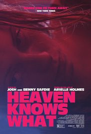 Heaven Knows What (2014) cover