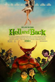 Hell and Back (2015) cover