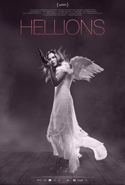 Hellions (2015) cover