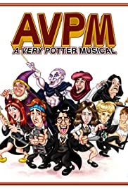 A Very Potter Musical (2009) cover