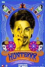 Hunterrr (2015) cover