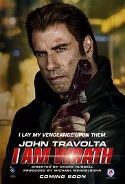 I Am Wrath 2016 poster