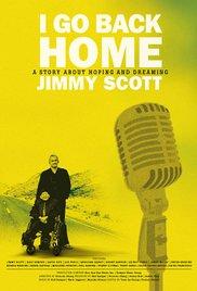 I Go Back Home: Jimmy Scott 2016 poster