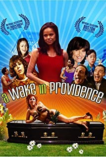 A Wake in Providence (1999) cover