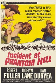 Incident at Phantom Hill (1966) cover
