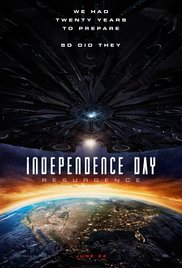Independence Day: Resurgence (2016) cover