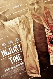 Injury Time (2010) cover