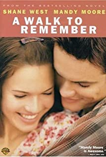 A Walk to Remember (2002) cover