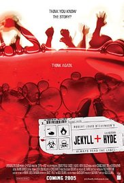 Jekyll + Hyde 2006 poster
