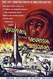 Journey to the Seventh Planet (1962) cover