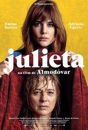 Julieta 2016 poster