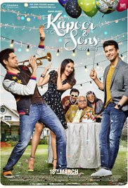 Kapoor & Sons (2016) cover