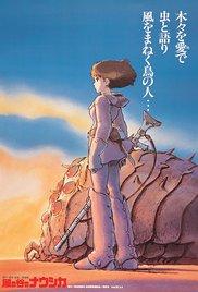 Kaze no tani no Naushika (1984) cover