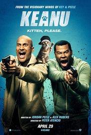 Keanu (2016) cover
