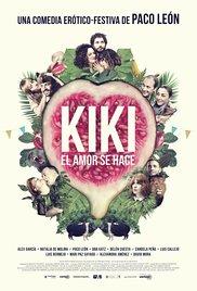 Kiki, el amor se hace (2016) cover