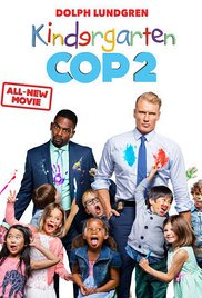 Kindergarten Cop 2 2016 poster