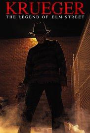 Krueger: The Legend of Elm Street 2016 poster