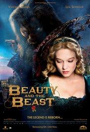 La belle et la bête (2014) cover