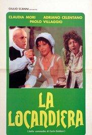La locandiera (1980) cover