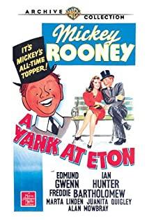 A Yank at Eton (1942) cover