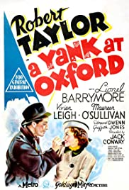 A Yank at Oxford (1938) cover