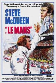 Le Mans 1971 poster
