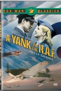 A Yank in the R.A.F. (1941) cover