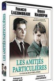 Les amitiés particulières (1964) cover