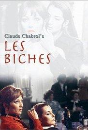 Les biches (1968) cover