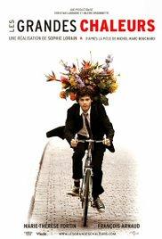 Les grandes chaleurs (2009) cover