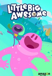 Little Big Awesome (2016) cover