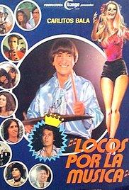 Locos por la música (1980) cover