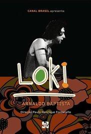 Loki: Arnaldo Baptista (2008) cover