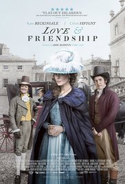 Love & Friendship (2016) cover