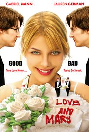 Love and Mary (2007) cover
