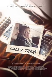 Lucky Them 2013 poster
