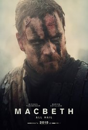 Macbeth (2015) cover