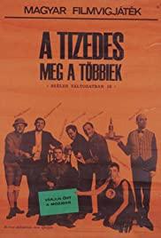 A tizedes meg a többiek (1965) cover