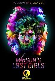Manson's Lost Girls 2016 poster
