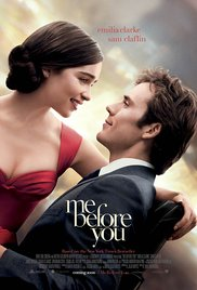 Me Before You (2016) cover