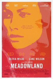 Meadowland (2015) cover