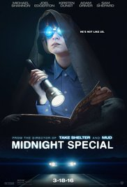 Midnight Special (2016) cover