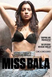 Miss Bala (2011) cover